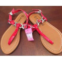 Sandalias Importadas Para Ninas Nuevas Talla 11