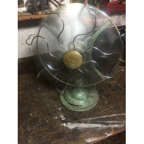 Antiguo Ventilador Inglés Limit Funcionando