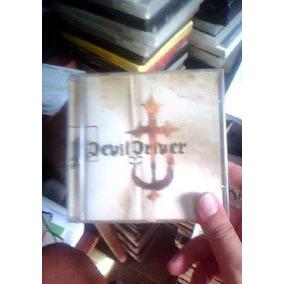 Cd Devil Driver (heavy Metal Americano) -lacrado