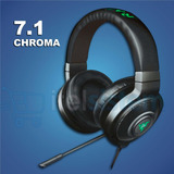 Audifono Microfono Razer Kraken 7.1 Chroma Usb Itelsistem