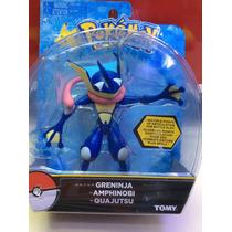 Figura Pokemon Greninja 100% Nuevo !!!!!!