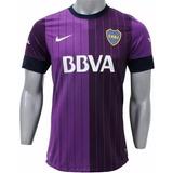 Camiseta Nike De Boca Suplente - Envio Gratis