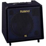 Amplificador Estéreo 4canales Roland Kc-550 Teclado 180watts