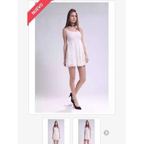 de63d9a5d0 Vestido Ona Saenz Transparente Negro - Vestidos en Mercado Libre ...
