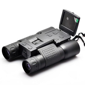 Câmera Digital Binóculo 5.0 Mp Lcd Tft Telescópio Zoom 12 X