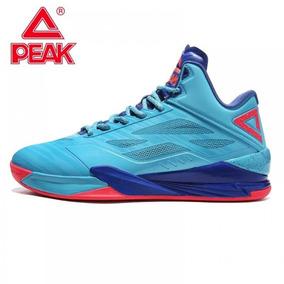 Zapatillas Basquet Peak Lightning Iv Ce Talle Nike + Envió G