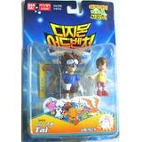 Digimon Monsters Tai Figura De 5cm A 10cm Bandai