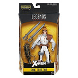 Marvel Legends Series X-men Shatterstar Figura 6 Pulgadas