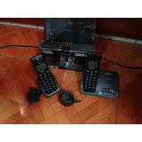 Teléfonos Inalámbricos Daiku Dect 6.0 (2 Nuevos)
