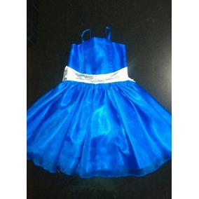 Vestido Vestidito De Fiesta Para Niña Talla 3 Años