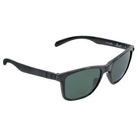 Óculos Hb Khaos Skull Gloss Black Caveira Preto