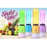 Licuadora Shake Take Juguera Batidora Portatil + 2 Tomatodo
