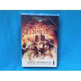 Livro A Pirâmide Vermelha Rick Riordan 1ª Ed. 2010 Lacrado