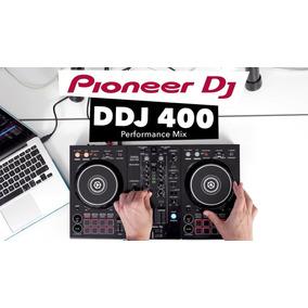 Pioneer Controlador Dj Ddj 400