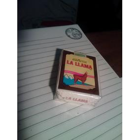 Cigarrilos Peruanos La Llama, 1997, Sin Abrir
