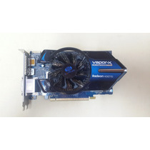 Placa De Video Ati Saphire 6770 Vapor X 1gb Gddr5 128bits
