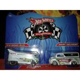 Hot Wheels Drag Bus Y Dairy Delivery Mexico Convention 2010