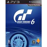Gran Turismo 6 Ps3 - Juego Fisico - Prophone