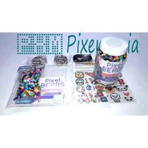 Kit 2 Beads Para Pixel Art 4380 Cuentas Pixemania