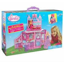 Casa De Barbie Nueva Mariposa Y Princesa De Hadas Mattel