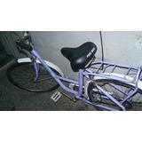 Bicicleta De Paseo De Mujer Rodado 24 Marca Toyama Muy Buena