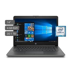 Laptop Hp 14 Intel Ci5-8250u Windows 10