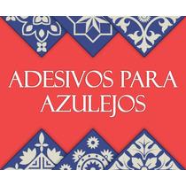 Adesivo Azulejo Em Vinil Ladrilho Hidráulico! 15x15