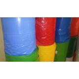 Plástico Colores Para Hacer Banderines Pompones Manualidades