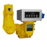 Medidor Mecânico Registrador De Alta Vazão Para Diesel Gaso
