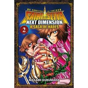 Mangá Next Dimension Hades N 2 Cavaleiros Do Zodíaco Seiya