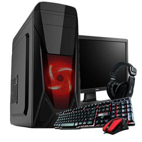 Pc Completo Gamer Imperiums + Brindes + Wifi