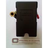 Automatico Switch De Presion P/compresor 1entrada Presostato