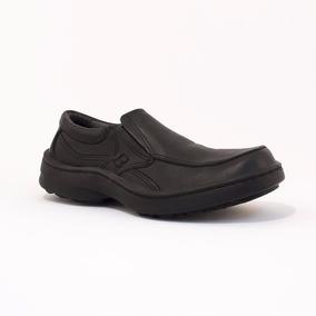 Zapato De Cuero De Hombre Free Confort
