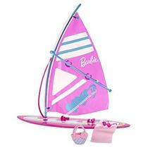 Juguete De Barbie Vayamos Windsurf! Paquete De Accesorios