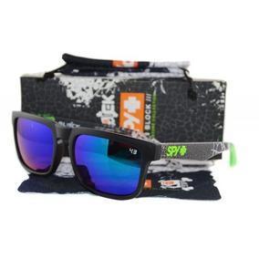 Óculos Spy Ken Block Helm Completo C/ Acessorios