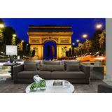Papel De Parede 3d Paisagens França (m²)