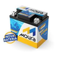 Bateria Moto Moura 125/ 150/ 160 Titan- Fan- Biz- Bros- Xre