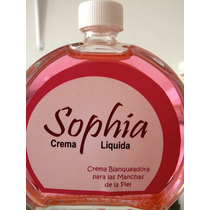 Crema Liquida Shofia