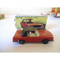 Aguti Toys, Pagoda Mercedes Benz 350 Sl - Nº 8 - Metal