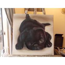 Retrato De Tu Pug