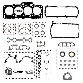 Junta Retifica Motor C/ret Cabeç Metal Pack New Beetl 2.0 8v