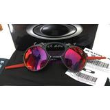 6806bf124375f Oculos Oakley Madman Grafite Black Ducati Lente Dark Ruby