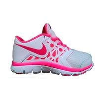 Zapatillas Nenas Nike Flex Supreme Tr 4 Originales