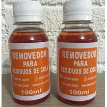 Removedor 200ml Para Cola Protese Capilar E Full Lace Jachai