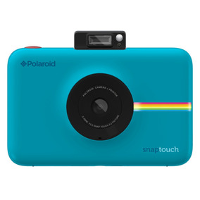 Camara Instantánea Snap Touch Polaroid Blue