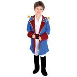 Fantasia Pequeno Príncipe Infantil Sulamericana Frete Grátis