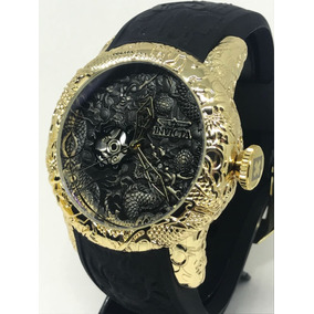 Relógio Masculino Yakuza S2 2018 Lançamento Top + Caixa