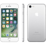 Iphone 7 32gb, Color Plata, At&t, Original, Caja Sellada.