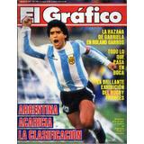 Revista El Gráfico Nro. 3427 - Tapa: Maradona