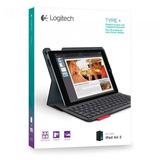 Protector Con Teclado Logitech Type+ Para Ipad Air 2 Tienda